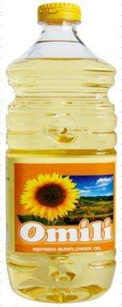 "Sunflower oil ""Omili"", 0,9 l"