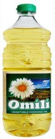 """Vegetable oil """"Omili"""", 0,9 l"""