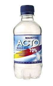 Food-grade  acetic acid  70%, 330ml