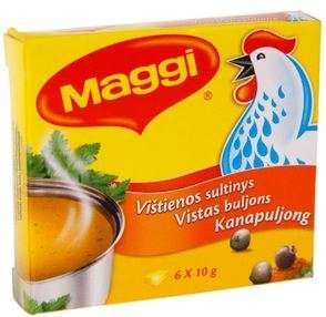 MAGGI Chicken Broth 60g