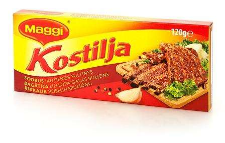 MAGGI Rich beef broth Kostilja 120g