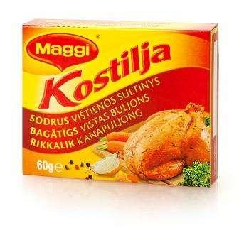 MAGGI Chicken bouillon Kostilja Lush 60g