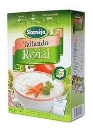 Long-grain rice THAI (4*125 g)