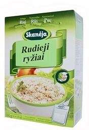 Brown rice (4*125 g)