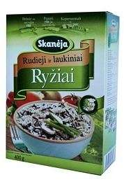 Brown & Wild rice (0,4 kg)