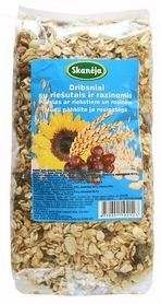 Muesli with nuts and rasins (0,5 kg)
