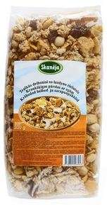 Crunchy flakes with hazelnuts (0,3 kg)