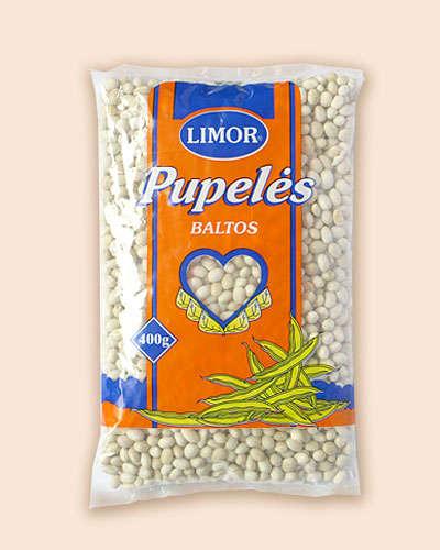 White beans Limor pre-packaged 400 gr.