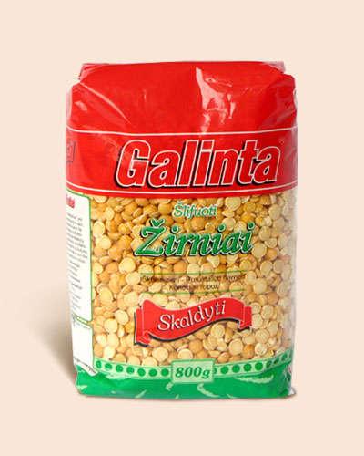 Split peas Galinta 800 gr.