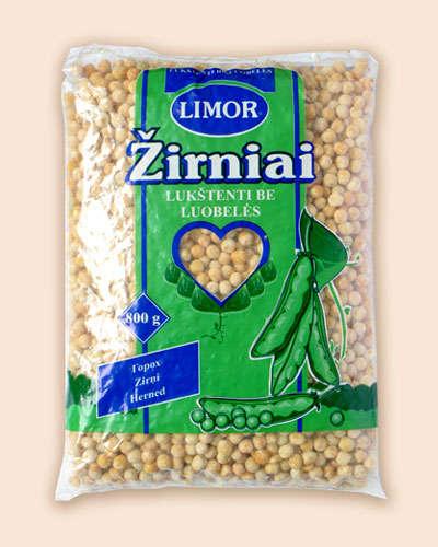 Round peas Limor 800g