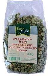 Green broken peas (0,35 kg)