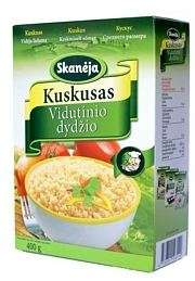 Medium-grain couscous (0,4 kg)
