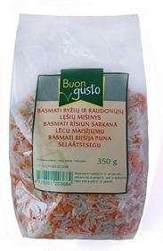 Basmati & red lentils blend (0,35 kg)