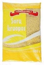 Millet groats (0,8 kg)