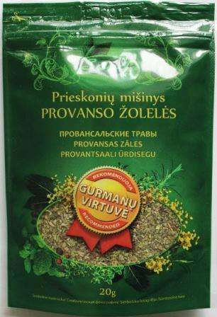 "Spice mixture  ""Herbs of Provence"", 20g"