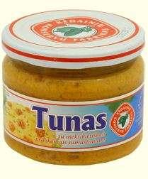 280g Tuna sandwich with Mexican spices KĖDAINIŲ KONSERVAI