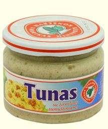 280g Tuna sandwich with peas KĖDAINIŲ KONSERVAI