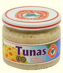 280g Tuna sandwich with corn KĖDAINIŲ KONSERVAI