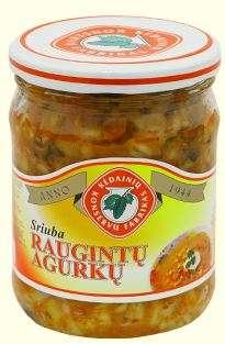 500ml cucumbers soup  KĖDAINIŲ KONSERVAI