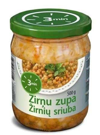 3 MIN Peas soup 500 g