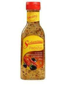 Suslavičiaus salad dressing with sun-dried tomatoes, 400g