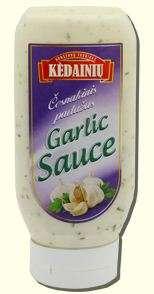 440ml garlic sauce PET KĖDAINIŲ KONSERVAI