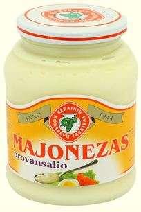 450ml PROVANSALIO mayonnaise KĖDAINIŲ KONSERVAI