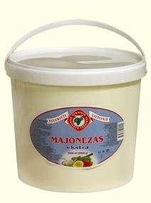 5kg 66proc.EKSTRA mayonnaise KĖDAINIŲ KONSERVAI