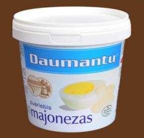 Mayonnaise Daumantu (34% fat) 990g