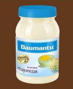 Mayonnaise (34% fat) 445g