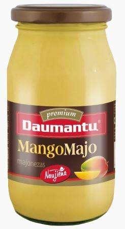 Mayonnaise Mango Majo Daumantu 420g