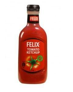 FELIX Tomato ketchup, 1kg