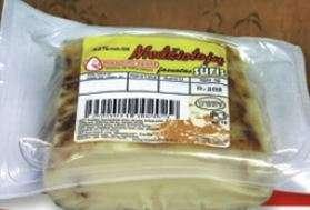 """Smoked Cheese """"Medžiotojų""""  42%, packed~250 g"""