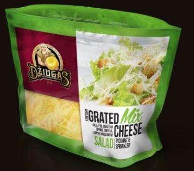 Grated Mix cheese Salad, 250g