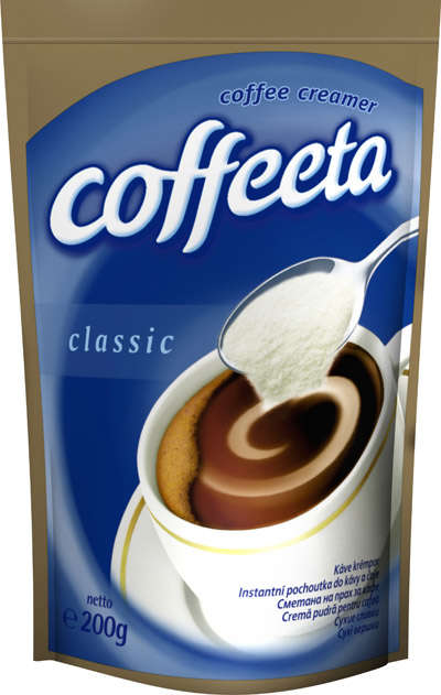 COFFETA dry cream 200g bag