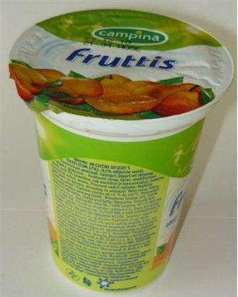 FRUTTIS 0,2% 400 g /apricot yogurt