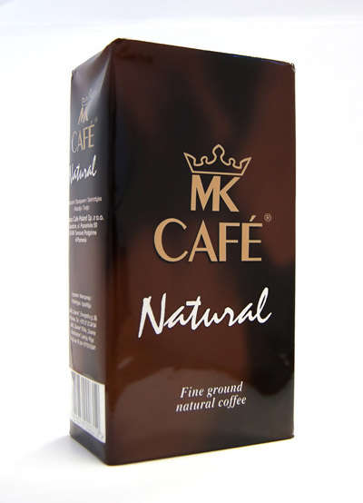MK CAFE NATURAL 250g in vacuum