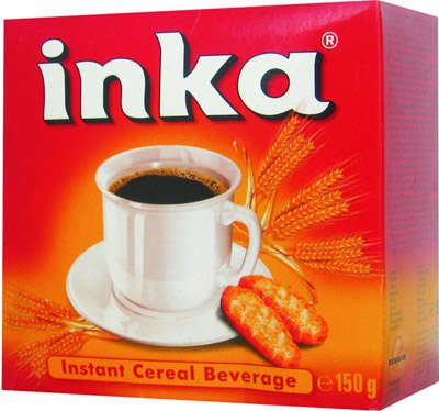 INKA Instant Coffee 150g in box BIOGRAN