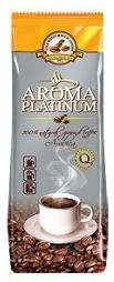 Natural ground coffee AROMA PLATINUM, 500g
