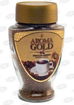 Instant coffee AROMA Gold, 200g