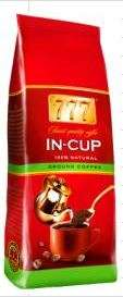 Natural ground coffee 777 IN CUP, 250g