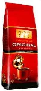 Natural ground coffee 777, 500g