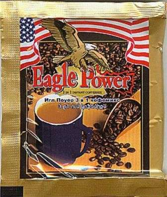 EAGLE POWER 3in1 20 g /consistent coffeee drink