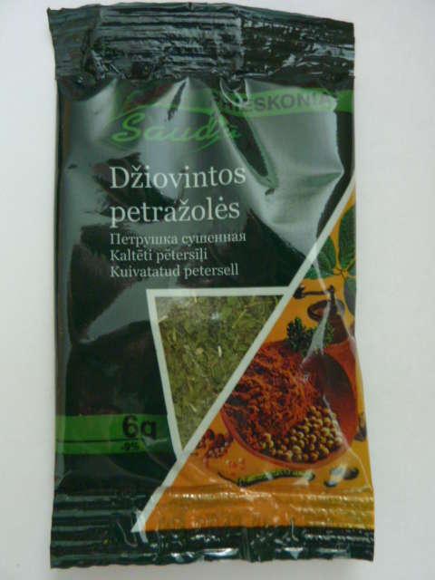 Dry parsley 15g