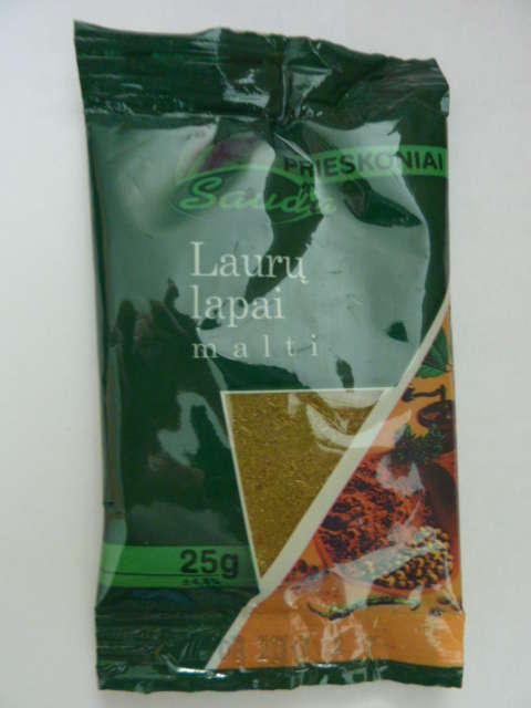 Laureal leaves powder 30g