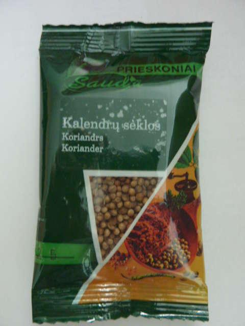 Coriander seeds 40g
