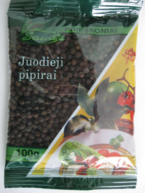 Black pepper bean 100g