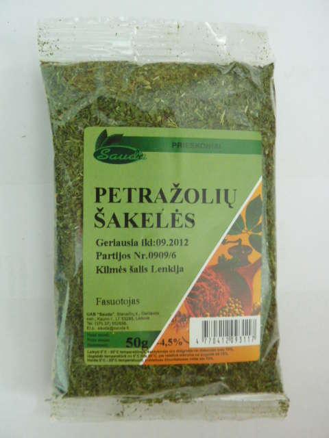 Dry parsley 50g