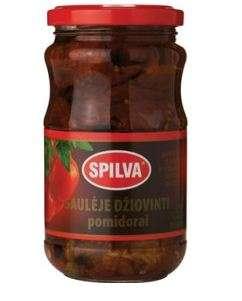 SPILVA sun-dried tomatoes, 330 (190)g