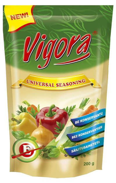 200g without preservative spices VIGORA